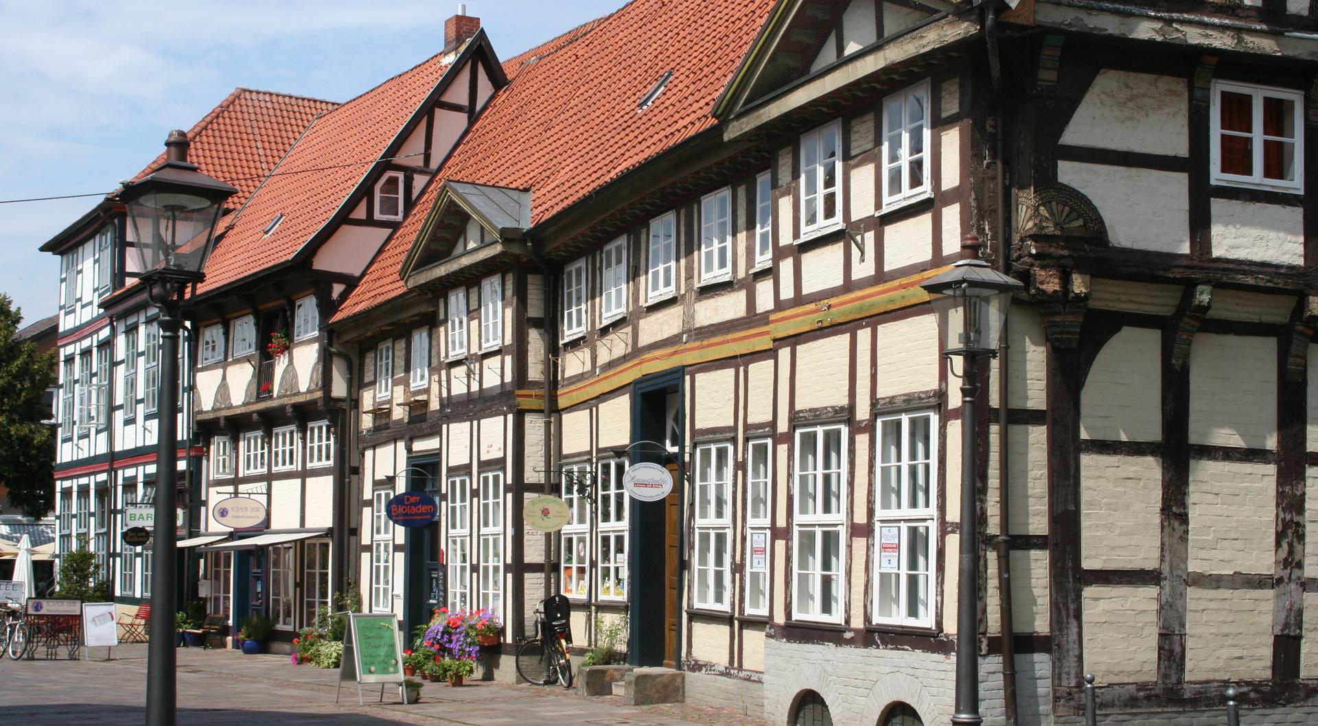 Nienburg Innenstadt