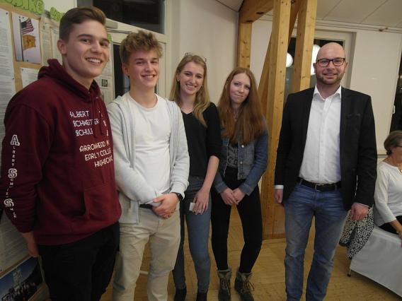 Schülergruppe ASS©Nienburg - Freundschaften weltweit e.V.